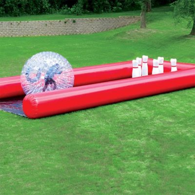 Inflatable Zone for Parties and Family Time!